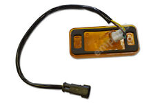 Amber Side Marker Light//lamp Iveco Daily 2014 /& later Ingimex Dropside Tipper