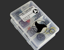 Universal Regulator 3x color coded o-ring rebuild kit by Flasc Paintball