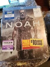 NOAH STEELBOOK [OOP/NEW/Blu-ray+DVD] Best Buy