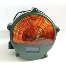 NEW FRONT COMPOSITE LIGHT AMBER 24V MILITARY JEEP M151 A2 M35 11614156