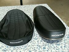 HONDA CB 750 CB750 K2 TO K6 1972 TO 1976  MODEL SEAT COVER WITH STRAP (H55)