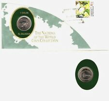 elf El Salvador Nations of the World Coin Collection c.1999 PNC
