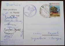 everest,Alpinismo,autograph,Yugoslav expedition,mountaineering,nepal,climbing