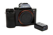 Sony Alpha a7R 36.4MP Digital SLR Camera - Black (Body Only)