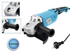 Smerigliatrice angolare 2200 watt disco 230 mm flex per tagliare sgrossare