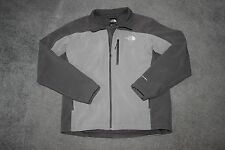 The North Face Apex Bionic Softshell Jacket Men's L Gray