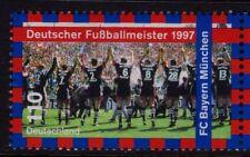 Germany 1997 Bayern Munich - German Football Champion SG 2820 MNH