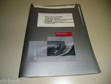 Werkstatthandbuch Audi A8 D2 Motor Kraftstoffversorgung Dieselmotoren ab 1994