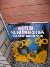 Natur-Schönheiten im Verborgenen, ein Buch aus der Umweltstiftung WWF Deutschlan
