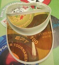 N° 1 visiera da dealer di colore GIALLO in plastica resistente - cod. NOV707