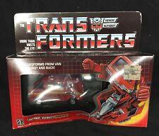 Hasbro Transformers - Autobot Security Ironhide - 1984 G1