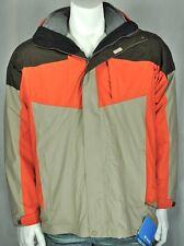 NEW Columbia® Bugaboo™ Parka - Men's XL Tall Coat (Tusk/Orange)