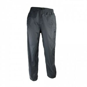 Highlander Rain Stow And Go Anthracite Size XXL Trousers Outdoor Water Resistant