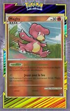 🌈Magby Reverse - HS03:Triomphe - 41/102 - Carte Pokemon Neuve Française