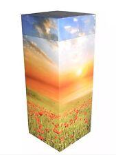 Poppy Cremation Scatterpod Biodegradable Keepsake Urn Scatter tube