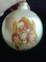 Campbell's Soup Kids 1980 Collectible Limited Edition Christmas Ornament