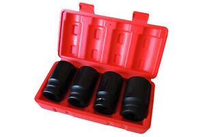 Set 4pz bussole boccole per avvitatore pneumatico da 30 a 36 mm