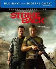 Strike Back: Cinemax Season Two (Blu-ray Disc, 2013, 4-Disc Set, Includes Digit…