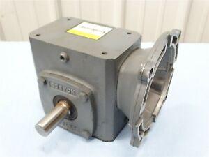 Boston Gear F718-20-B5-G Worm Gear Reducer 20:1 Ratio 0.97HP