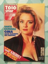TELE STAR French 820 Juin 1992 SANTA BARBARA Robin MATTSON Paulette DUBOST