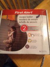 First Alert EL52 Escape Ladder 2 Story 14'