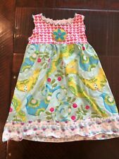 Baxter and Beatrice Fine Children's Clothing Size 4 4t Girls Sleeveless Dress