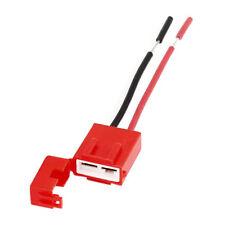 Porte fusible rouge 12v 24v pour fusibles standard auto - moto - bateau - NEUF