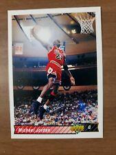 1992-93 Upper Deck UD #23 Michael Jordan Chicago Bulls HOF