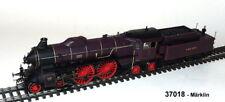 Märklin 37018 Locomotora de Vapor S 2/6 Palatine braunviolett mfx + SONIDO METAL