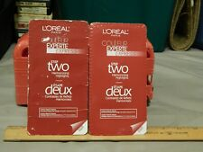 L'oreal Paris {LOT of 2} Harmonizing Hair Highlight Kits ~ Couleur Experte ~ NOS