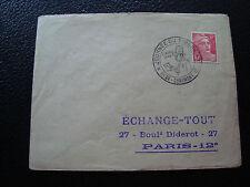 FRANCE - enveloppes 1er jour 6/3/1948 (journee du timbre) (cy70) french