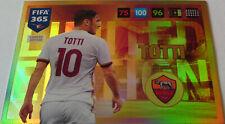 PANINI ADRENALYN XL FIFA 365 2017 Limited Edition TOTTI
