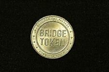 Vintage Bridge Token, Delaware River Joint Toll Bridge Commission