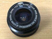 Vivitar 28mm f2.8 Close Up Lens for Olympus OM