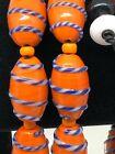Halloween Lampwork Glass Beads SRA Handmade