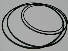 Belt Set Reel To Reel Grundig Tk815 Rubber Drive Belt Kit