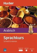 Sprachkurs Arabisch mit Buch + 4 Audio-CDs + 1 MP3-CD + MP3-Download