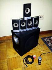 SW 5.1 3000 Watts Sistema De Sonido De Alta Fidelidad Home Cinema Theater