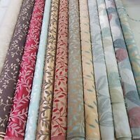 Cotswold Floral Cotton Curtain Upholstery Quilting Fabric William Morris Style