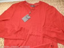 Red Zip Neck Jumpers & Cardigans for Men