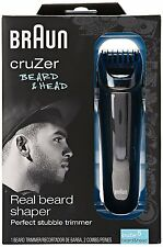 Braun Cruzer 5 Beard and Head Trimmer, 5 Beard and Head Cruzer