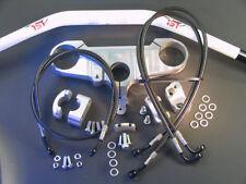 LSL X-Bar Lenker Umbau - Kit für DUCATI 748 - 916 - 996 - 998 Fatbar / BOOSTER
