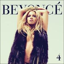 4 Beyonce CD Sealed ! New ! 2011