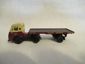 CLASSIX JEN-TUG FLATBED - BRITISH RAILWAYS SCALE 1:76 YE/3082/N