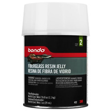 Bondo Fiberglass Resin Jelly, Stage 2, 1 Quart 432