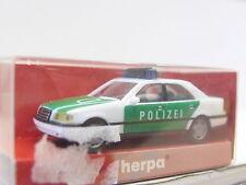 Herpa 043663 MB c200 polizia OVP (d6733)