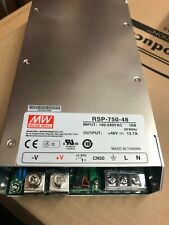 Mean Well power supply RSP-750-48