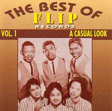 V.A. - THE BEST OF FLIP RECORDS Vol.1 - Doo Wop CD