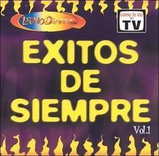 NEW Latino Direct's Exitos de Simpre (Audio CD)