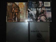 RARE CD JETHRO TULL / AQUALUNG / 25 TH ANNIVERSARY / SPECIAL  EDITION /